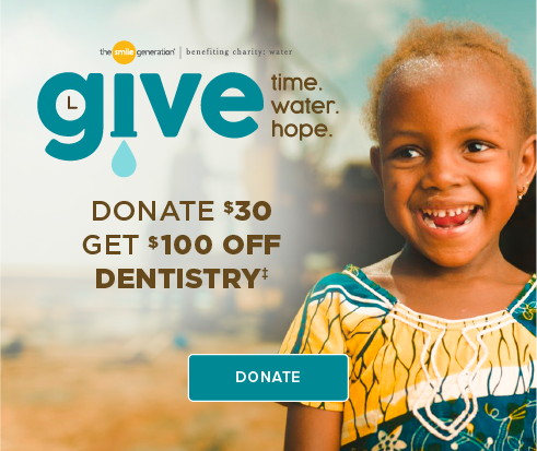 Donate $30, Get $100 Off Dentistry - Dentists of Mansfield